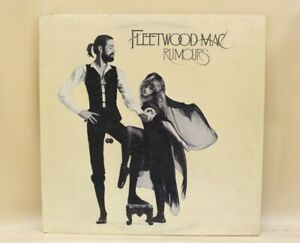 Fleetwood Mac LP- Rumours - Warner Brothers BSK 3010 Vinyl Record -R42