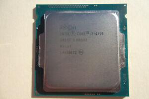 INTEL CORE i7 4790 @  3.6GHz-4.0GHz CPU LGA 1150
