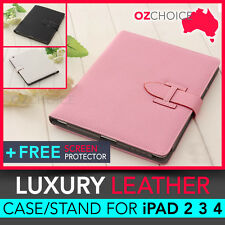 Universal Soft Leather Case Cover Stand for Android Tablet CUBE U9GT2 Gemei iPad