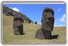 Easter Island  Fridge Magnet 02