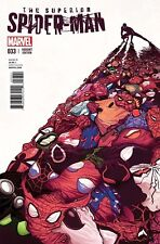 SUPERIORSPIDER-MAN #33 MIKE DE MUNDO 1:25 VARIANT 1ST PRINT EDGE OF SPIDER-VERSE