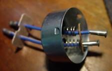 BSA, Norton, Triumph, Lucas, OIF, Headlamp, # 370 BULB HOLDER, 554602, UK
