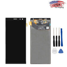 For Sony Xperia 10 Plus i4293 i3213 i4213 LCD Touch Screen Digitizer Tools Black