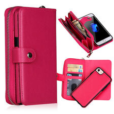 Leather Flip Wallet Phone Case Cover For Apple iPhone 11 Pro Max Xs Samsung S20+