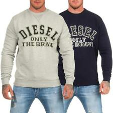 DIESEL S-Joe-B Sweatshirt Herren Pullover Sweater Pulli