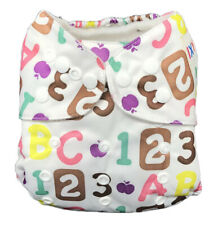 IXYVIA Baby Cloth Diapers Resizable Adjustable Washable Pocket Nappies #6