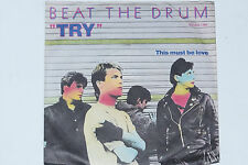 """BEAT THE DRUM -Try- 7"""" 45 Metronome (821 942-7)"""