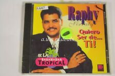Raphy Serraty & La Banda Tropical Quiero Ser De Ti ! Music CD