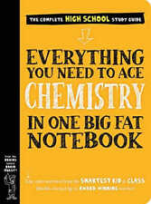 Everything You Need to Ace Chemistry in One Big Fat Notebook-eBook Pdf