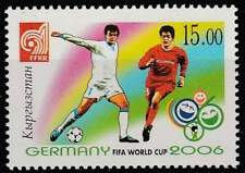 Kyrchyzstan postfris 2006 MNH 461 - WK Voetbal Duitsland (n2)