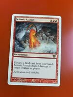 1x Seismic Assault | 8th Edition | MTG Magic the Gathering Cards