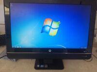 "HP Compaq 8200 Elite 23"" All in One Quad Core i5 2500S 2.7GHz 8GB 1TB Win7 w/AC"