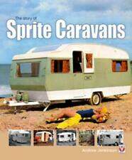 The story of Sprite Caravans Alpine Aerial Cadet Fenman Finesse 400 Sprint Major