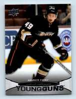 2011-12 Upper Deck Young Guns Maxime Macenauer RC #202