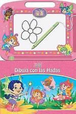 Serie aprendizaje: Dibuja con las hadas: Drawing with Fairies (Serie Aprendizaje