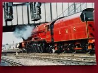 PHOTO  LMS PRICESS ROYAL CLASS LOCO NO (4)6201 PRINCESS ELIZABETH