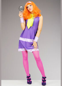 Adult Size Scooby Doo Daphne Costume