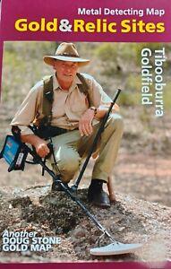 Doug Stone Tibooburra Goldfields Map