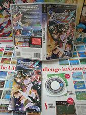 Sony PSP:Phantasy Star Portable 2 [TOP RPG SEGA & 1ERE EDITION] COMPLET - Fr