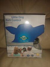"New listing PetSafe Elite Little Dog Bark Control collar New Static correction 8-55lbs 16"""