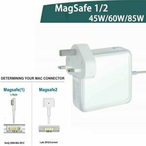 85W/60W/45W Power Adapter Charger for Macbook Pro Air MagSafe 1/2 13&15&17 Inch