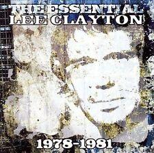 The Essential Lee Clayton 1978 * by Lee Clayton (CD, Feb-2001, Repertoire)