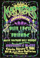 Phil Lesh & Friends Mardi Gras Poster, Umphrey's McGee, Railroad Earth 2/12/2005