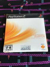 NETWORK ADAPTOR START-UP DISC v2.5 for Playstation 2 PS2 NEW! US Version