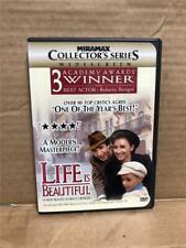 Life Is Beautiful (Dvd, 1999, Collectors Editi 00006000 on), Roberto Benigni