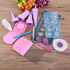 11pcs Paper Quilling Board Mould Crimper Comb Tools DIY Handwork Craft Kit