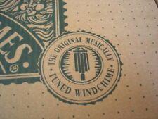Woodstock Chimes Amazing Grace Medium Silver Tubes New in Package NIP