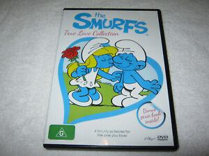The Smurfs - True Love Collection - VGC - DVD - R4