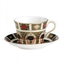 NUOVA Royal Crown Derby 1st qualità OLD IMARI 1128 TEA CUP & SAUCER