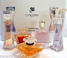 Lancome Set Miracle Hypnose Tresor Poeme 5 x Eau de Parfum Miniaturen Set