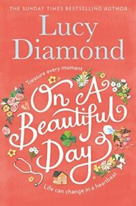 On a Beautiful Day by Diamond, Lucy Book The Cheap Fast Free Post