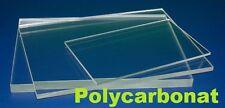 PC Polycarbonat Großformat Platte 3050x2050x8 mm (3,5 €/kg bzw 33,6 €/m² +MwSt)