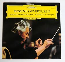 Rossini: Ouvertüren, Herbert von Karajan [DGG 2530 144]