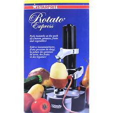 Elektrischer Apfelschäler Obstschäler Gemüseschäler Kartoffelschäler Sparschäler