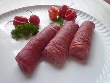 (14,90€/kg) 3 Rinderrouladen vom Charolais/Limousin Jungbullen ca.600g