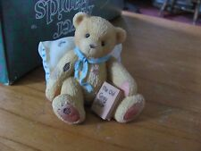 Cherished Teddies by Enesco Joe Love Only Gets Better with Age 476412