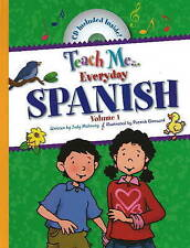 Teach Me Everyday Spanish: Volume 1 by Judy Mahoney (Mixed media product, 2008)