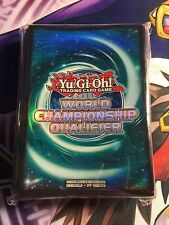 80 Stück Yu-Gi-Oh! QCQ World Championship Qualifier 2017 NEU OVP Sleeves Hüllen