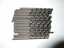 """( 50 pcs ) NEW  7/64"""" High Speed Steel  Drill Bits"""