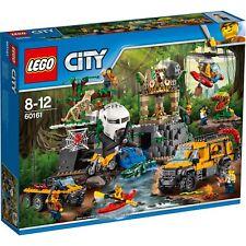 Lego City Dschungel-Forschungsstation, Konstruktionsspielzeug