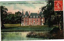 CPA Marcilly en Villette - Chateau d'Alosse (271389)