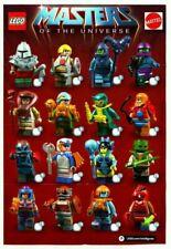 Simil LEGO Motu Masters Of The Universe Compatibili Set 16 Minifigures New