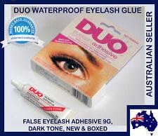 DUO Waterproof Eyelash Glue False Eyelash Adhesive Dark Tone Dries Black