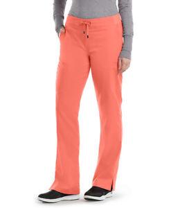 {2XP} Grey's Anatomy Medical Uniform Scrub Pant Style TAFFY 4277P