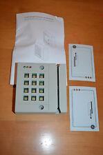 GE SECURITY 430083001 MODEL 430 MAGNETIC STRIPE READER