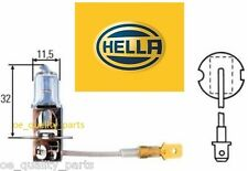 1 X Light Bulb Hella H3 55W 12V Wire Cable Connector Halogen OEM Best Quality